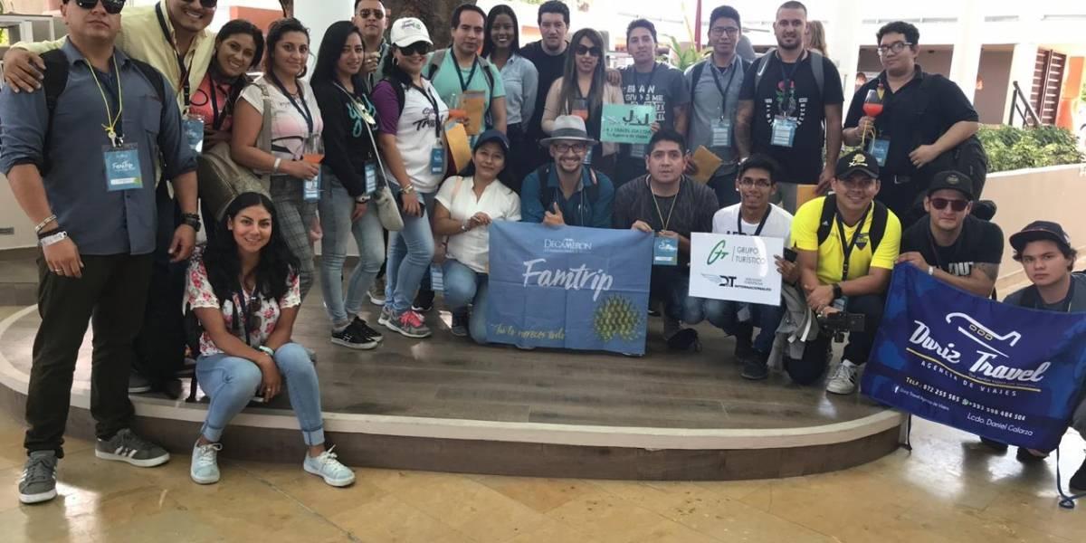 Royal Decameron Panamá recibió a agentes de viajes de Ecuador