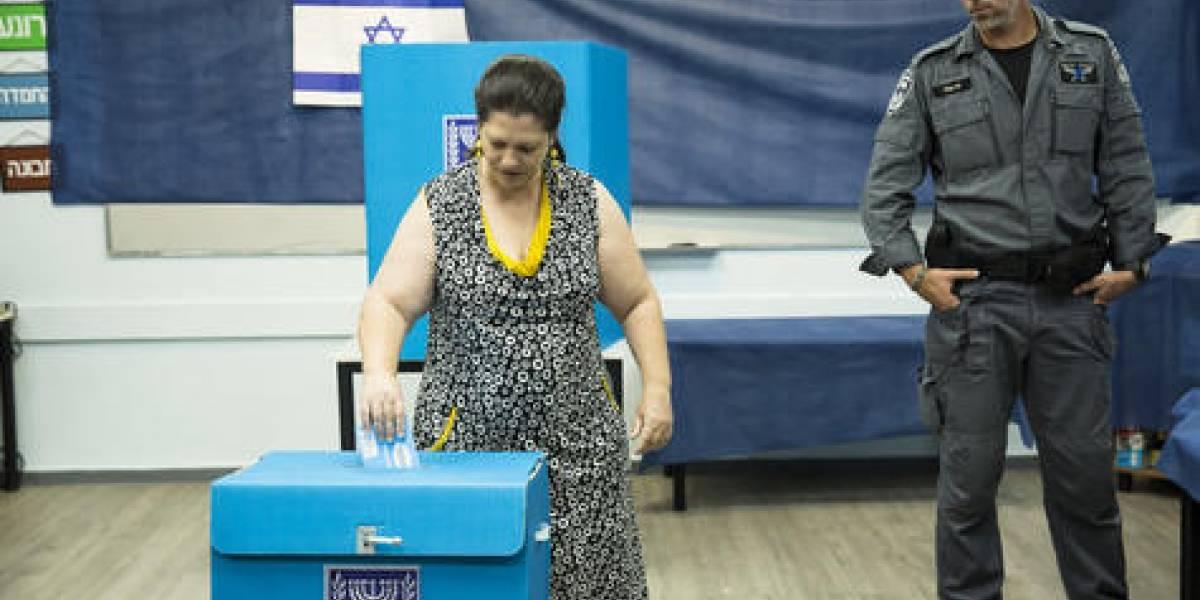 Elección de Israel se encuentra en un punto muerto