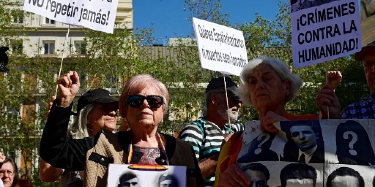 El Tribunal Supremo español avala la exhumación de Franco