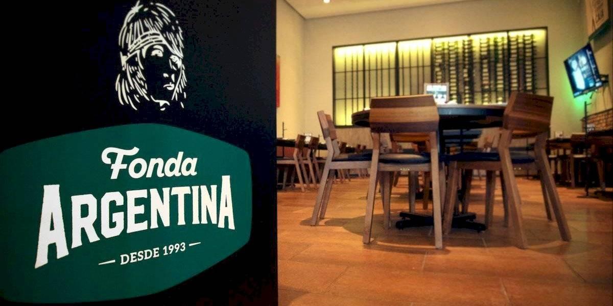 El menú de este restaurante te transporta a Argentina
