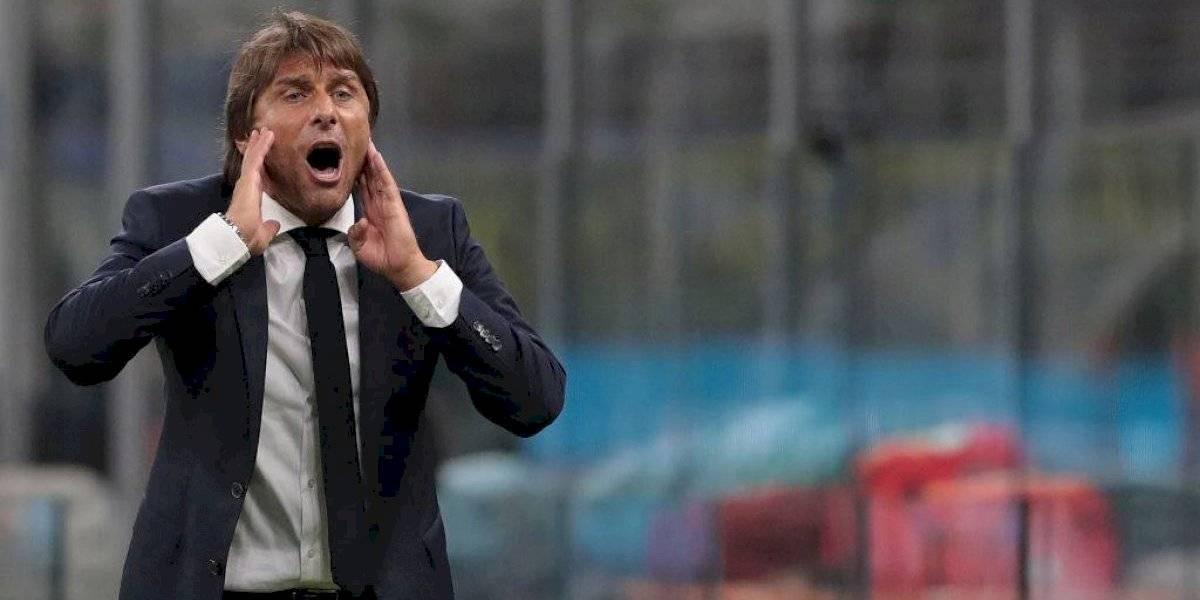 """Antonio Conte y la situación de Alexis en Inter: """"Cuando Sánchez pueda hacer lo que le pido, será utilizado"""""""