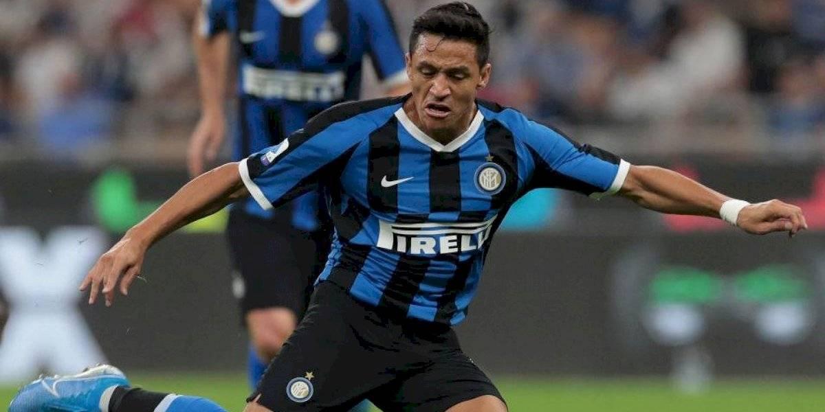 ¿Jugará Alexis? Inter de Milán quiere ser perfecto en el Calcio ante Lazio