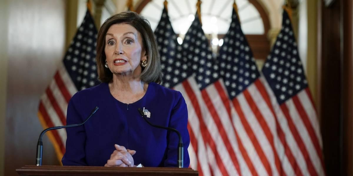Demócratas iniciarán juicio político contra Trump por presiones a Ucrania