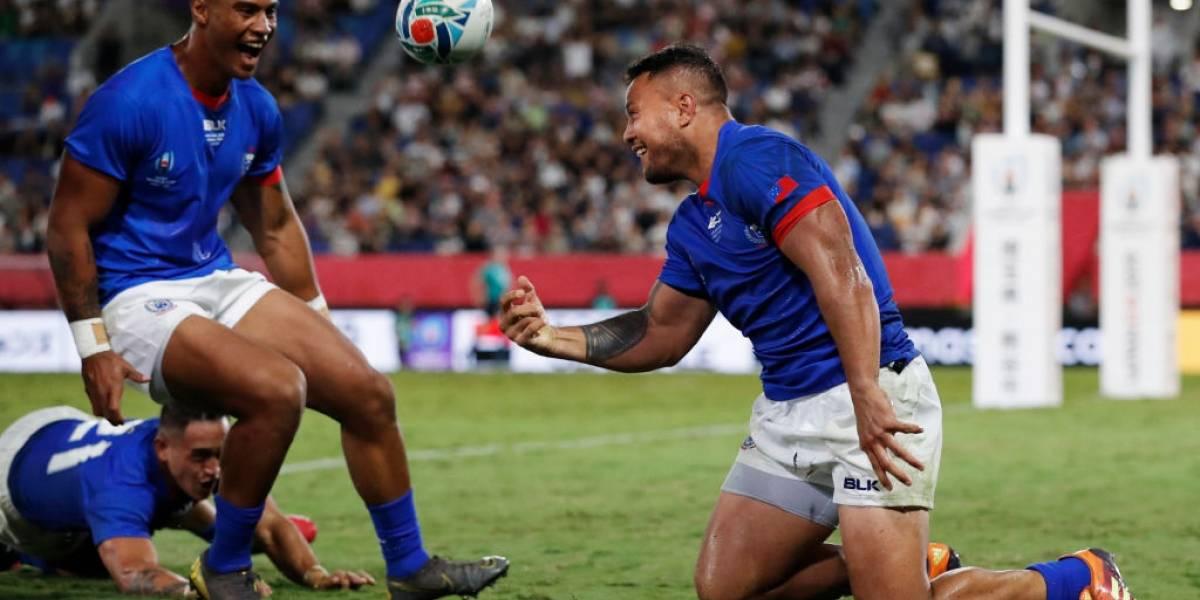 Samoa barre con Rusia en su estreno en el Mundial de Rugby 2019