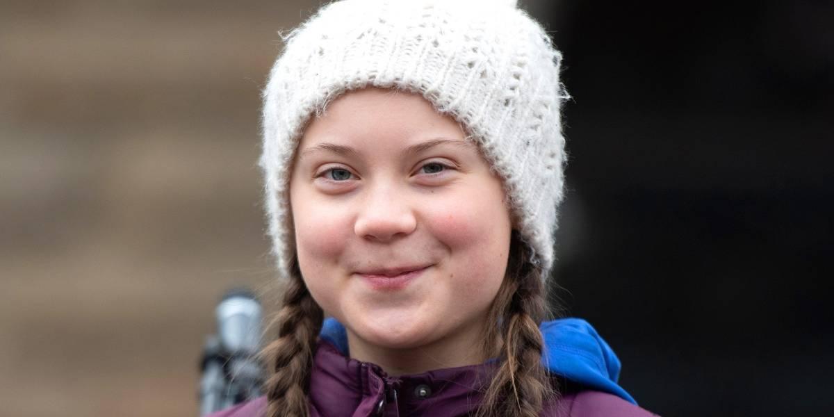 Greta Thunberg hace llamado a los chilenos a tomar conciencia del cambio climático