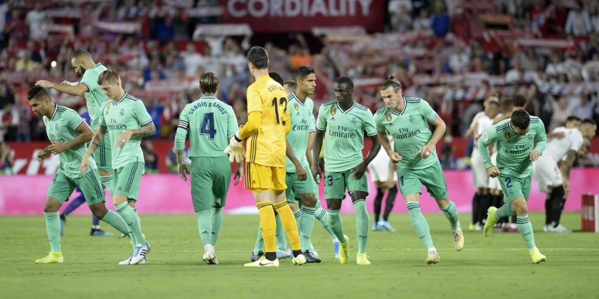 Otro lesionado para el Real Madrid en una semana muy importante