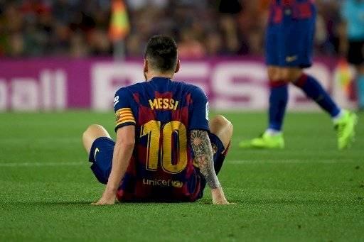 Lionel Messi, la Liga 2019