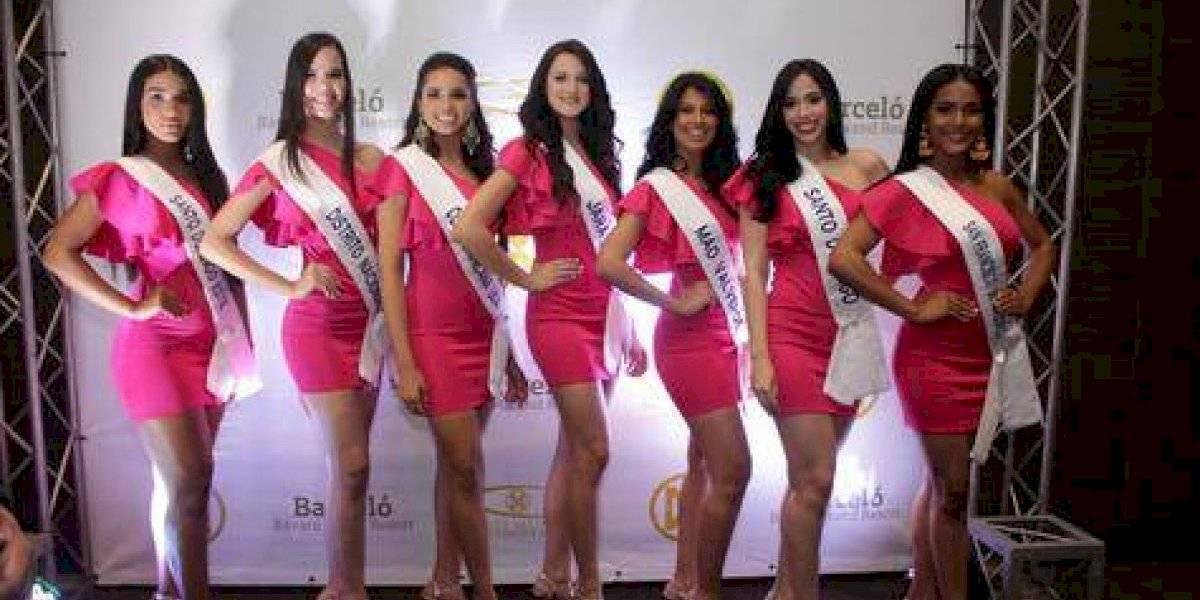 """""""Miss Mundo Dominicana 2019"""" es este sábado 28 de septiembre"""