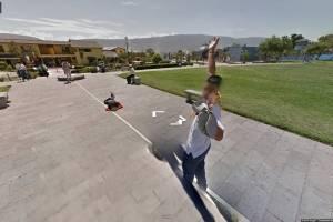 Google Maps Mitad del Mundo