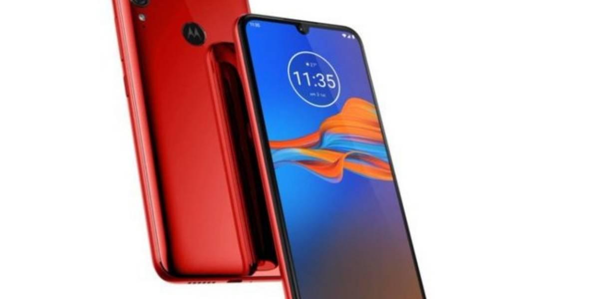 Motorola pone a la venta el Moto E6 Plus en Chile y estas son sus especificaciones técnicas