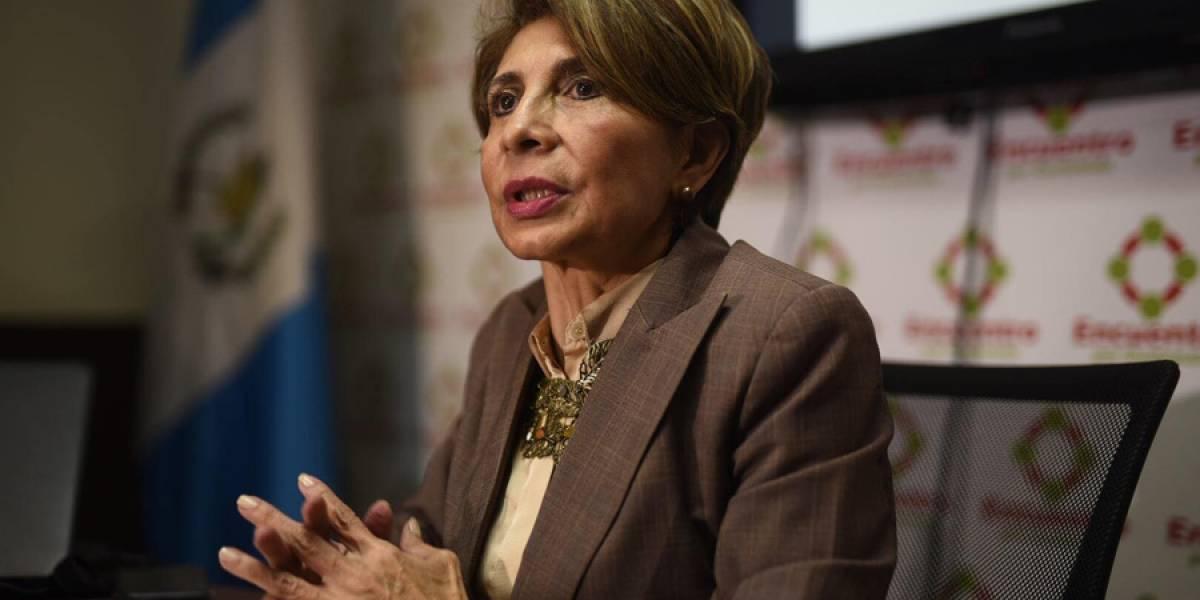 Encuentro por Guatemala cuestionó presupuesto que propone el Ejecutivo