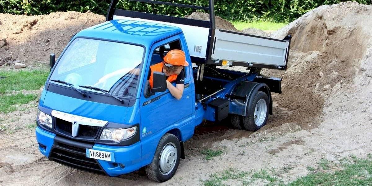 Piaggio Commercial arriba al país con autos eléctricos y a gas
