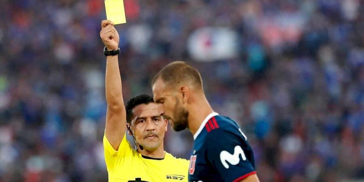Alerta azul: Los jugadores de la U que podrían perderse el Superclásico con Colo Colo si reciben otra tarjeta amarilla