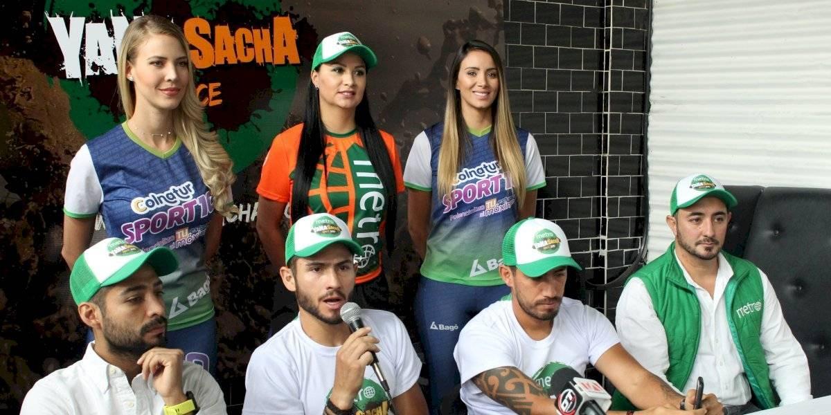 Metro Yanasacha Race: Un reto inolvidable a través de una pista de obstáculos