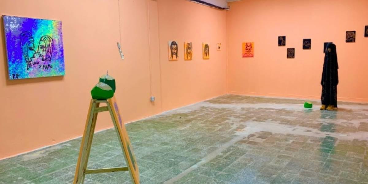 """Inaugura exhibición """"Estado Tropical"""""""