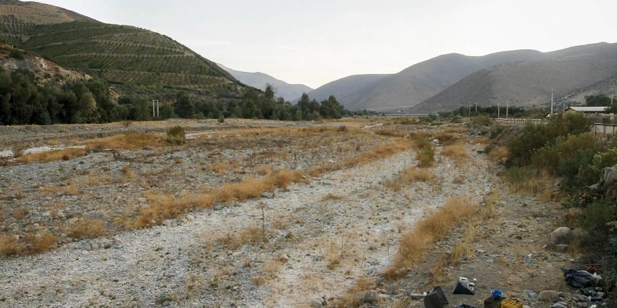 Cada día la situación es más dramática: Gobierno estima grave déficit en caudales de ríos para próximos meses