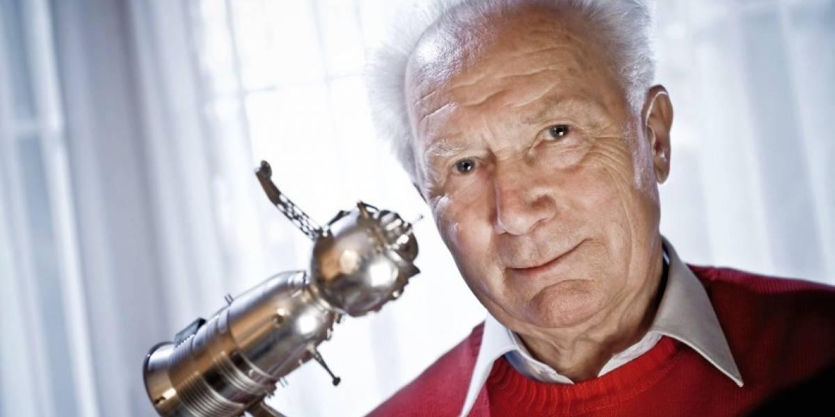 La ESA lamenta el fallecimiento del primer cosmonauta alemán Sigmund Jähn
