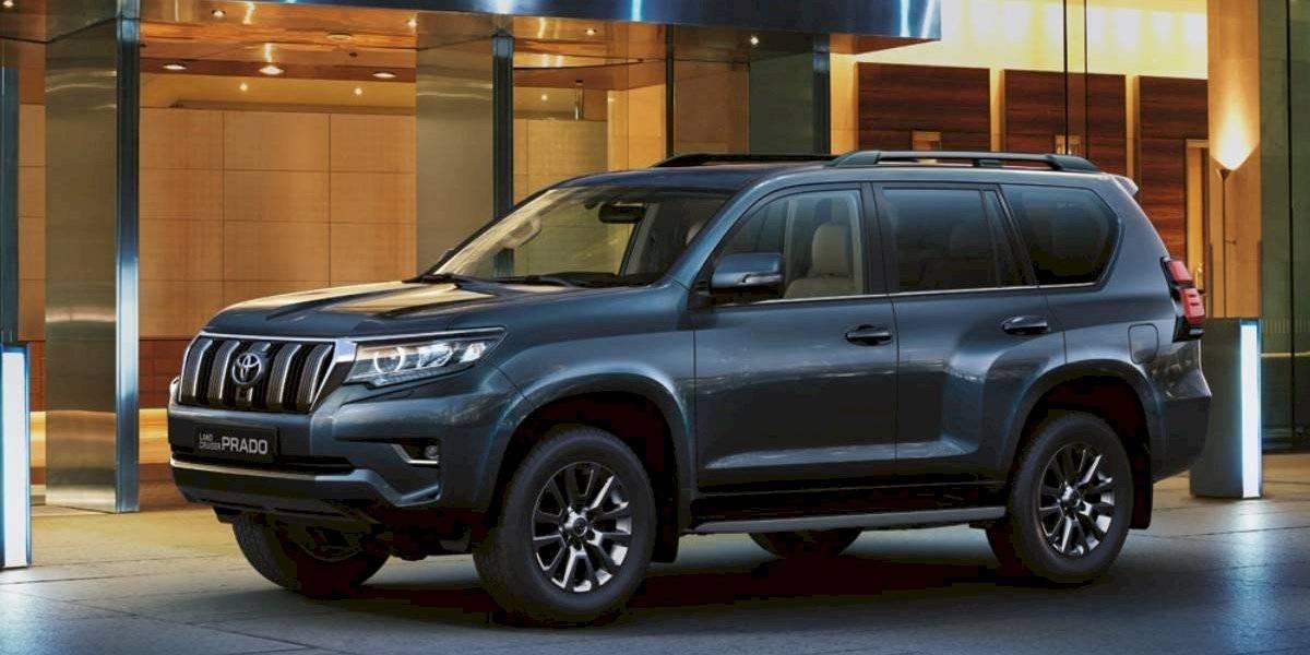Toyota supera mundialmente los diez millones de autos vendidos con su Land Cruiser