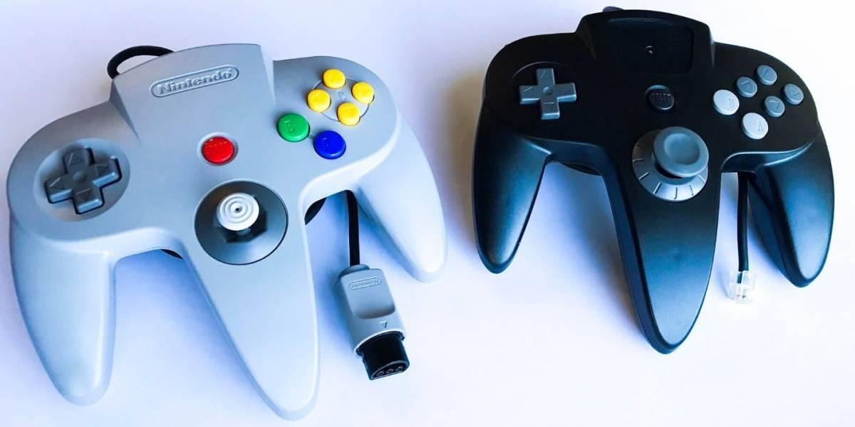 Hallaron el control de la primera versión del Nintendo 64: el Ultra 64
