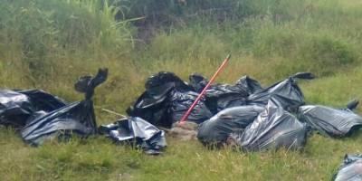 Cadáveres hallados dentro de bolsas en Tala comenzaron a ser identificados