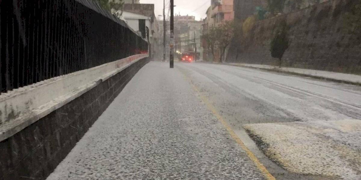 INAMHI pronostica más lluvias para Quito
