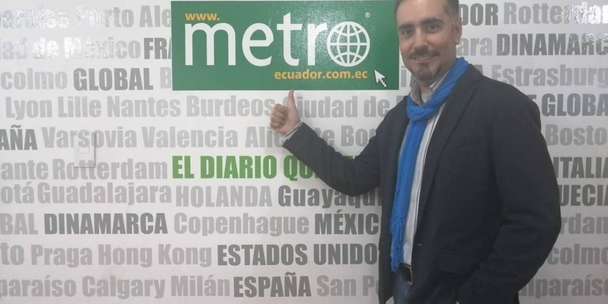 """Carlos Grijalva presentará """"Canción Tricolor"""" en el Teatro Nacional Sucre"""