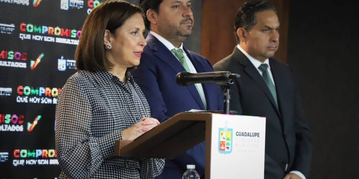 Policías y Tránsitos de Guadalupe portarán uniformes inteligentes