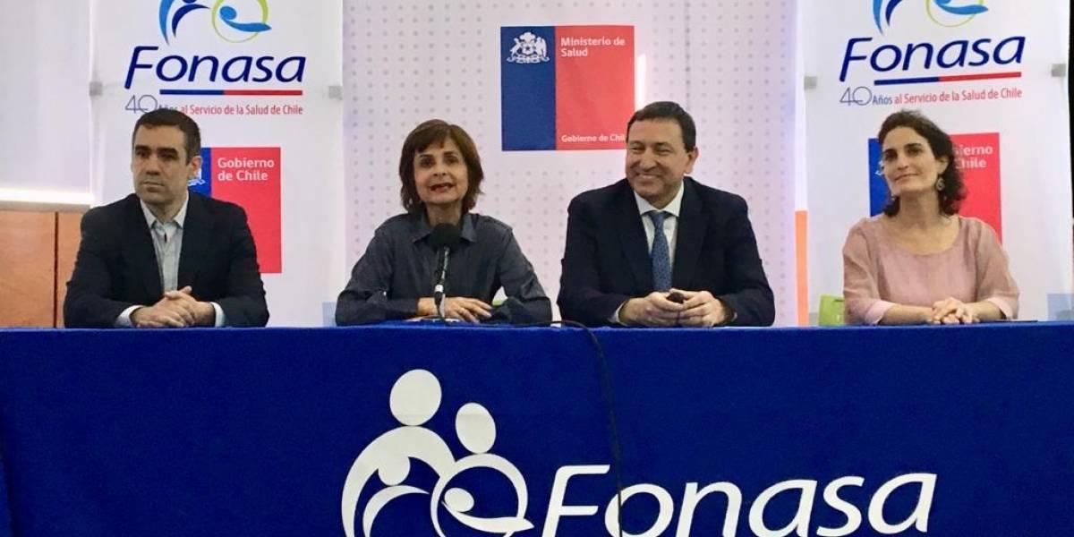 Fonasa lanza portal para empleadores con el fin de facilitar el trámite de licencias médicas electrónicas