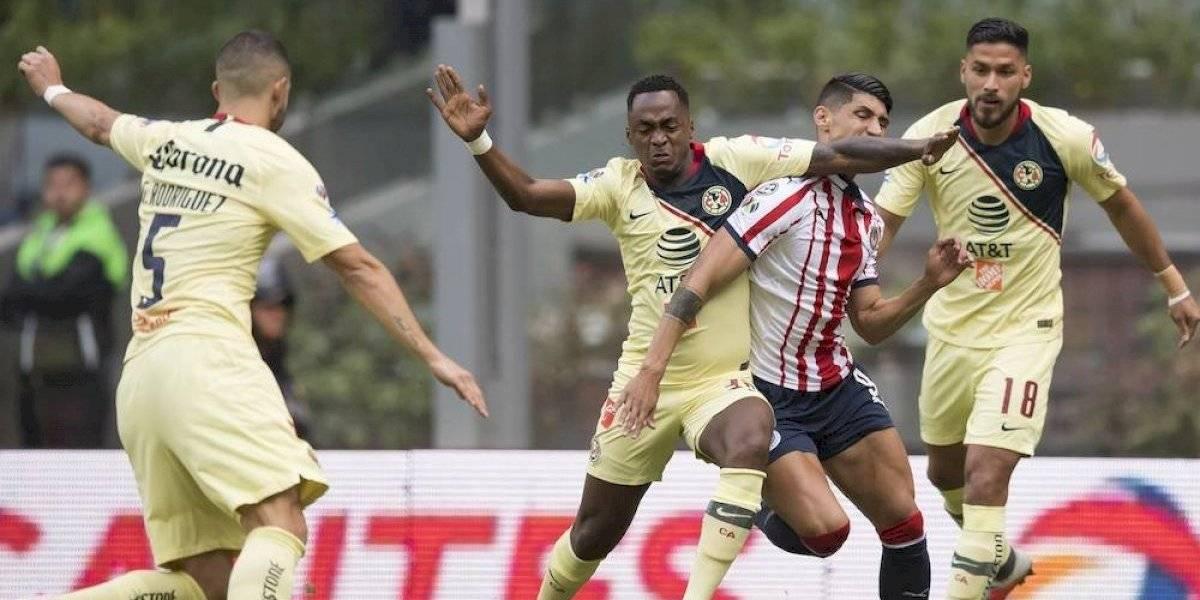 Listos los precios de los boletos para el Clásico América vs Chivas