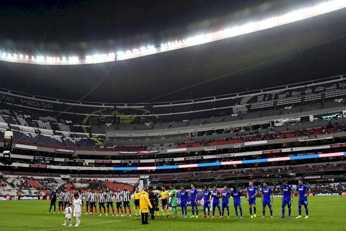 Cruz Azul vs Rayado