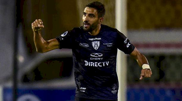 Cristian Pellerano, Independiente del Valle Internet