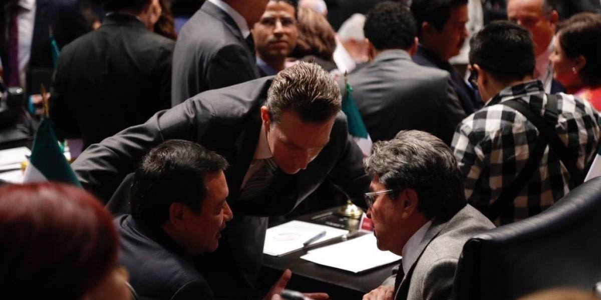 Coordinadores en Senado analizan revocación de mandato