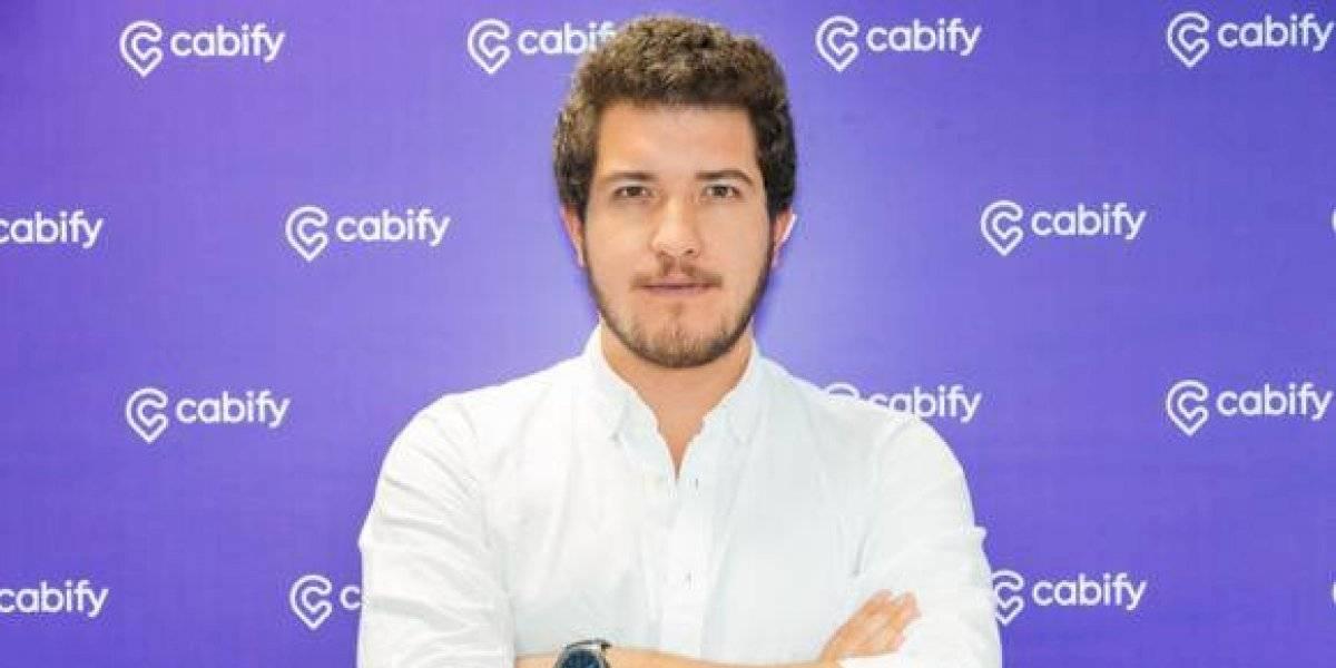 Agustín Jiménez asume la Dirección General de Cabify México