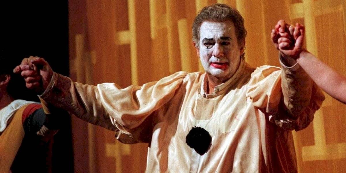 Se retira Plácido Domingo de presentaciones en la Met