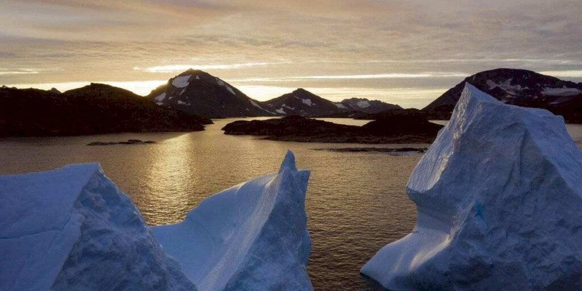 Deshielo y nivel del mar reflejan el calentamiento