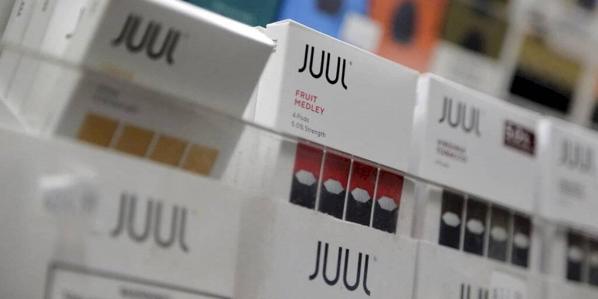 Empresa Juul no hará más publicidad sobre vapeo