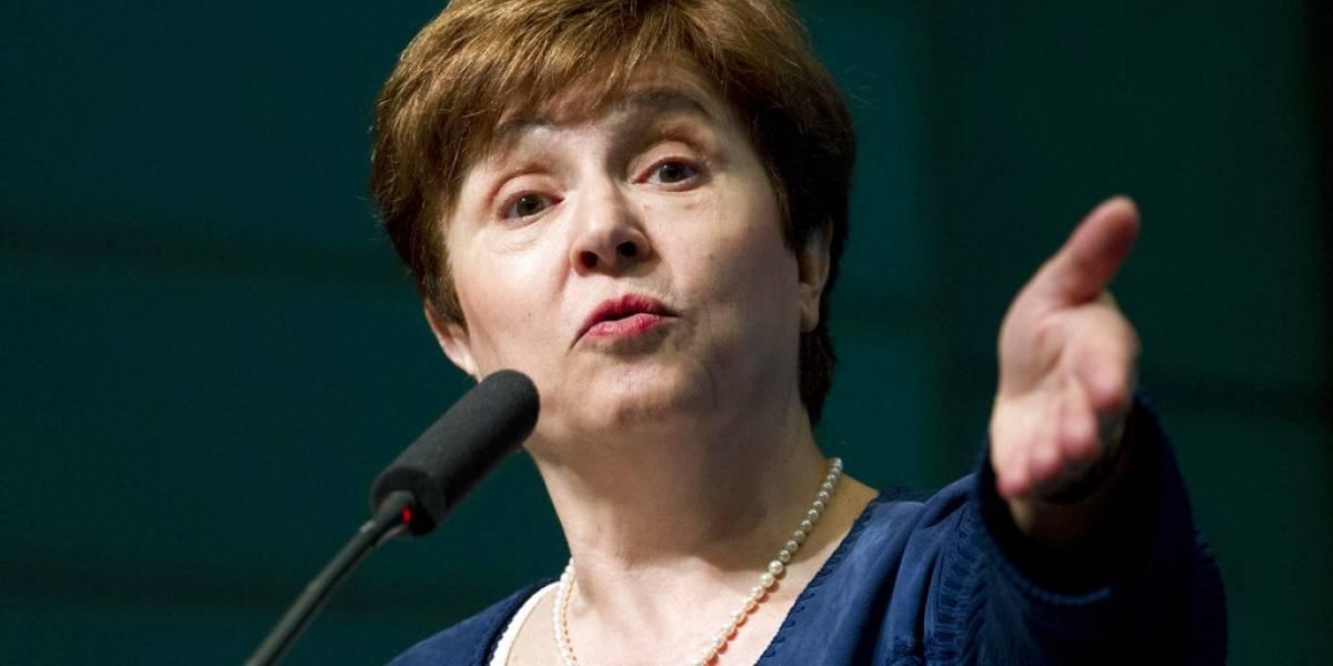 Kristalina Georgieva es aprobada como nueva directora gerente del FMI