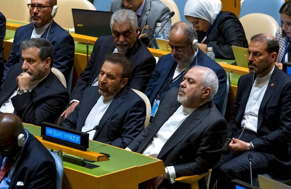 """El presidente de Irán insistió en que resulta difícil poder entablar negociaciones con quienes """"huyen de los tratados y acuerdos"""""""