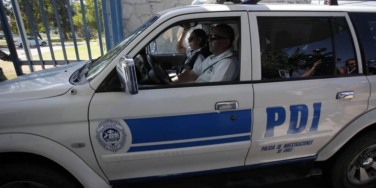 Homicida llegó en moto: matan a tiros a joven colombiano en crimen tipo sicario en pleno centro de Santiago