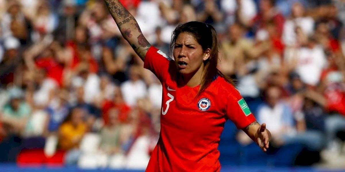 """Carla Guerrero y el presente de la Roja femenina: """"Si alguna jugadora tiene diferencias con el profe, eso no va a influir en el resto"""""""