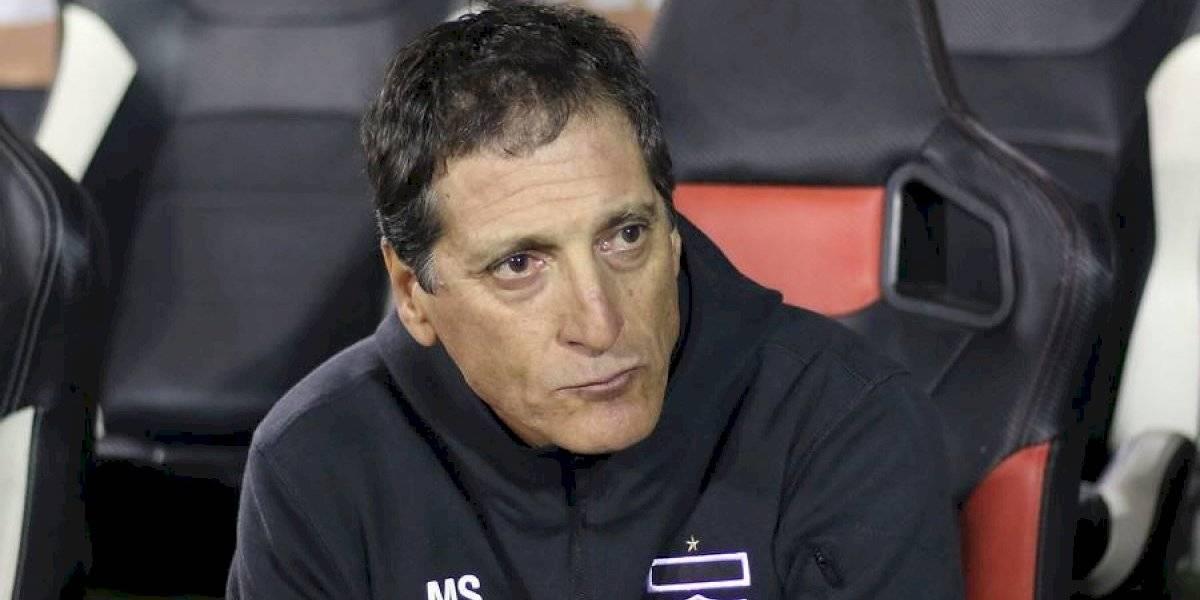 """Colo Colo reafirma confianza a Mario Salas y """"pase lo que pase"""" seguirá en la banca hasta fin de año"""