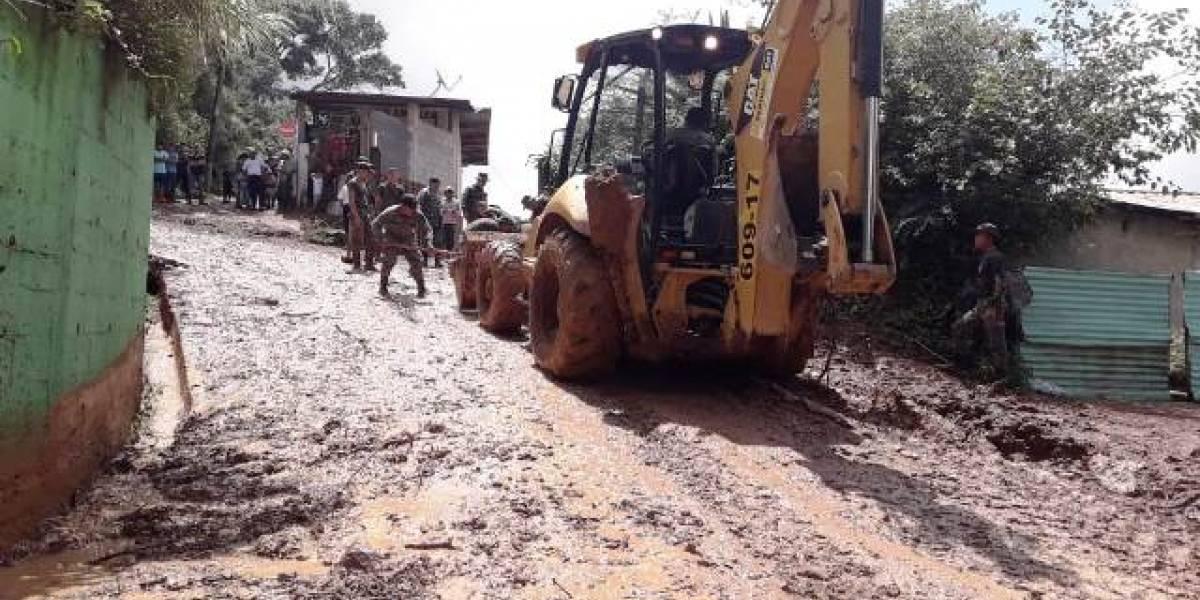 Conred: Más de 50 mil automovilistas afectados en las últimas horas por lluvias
