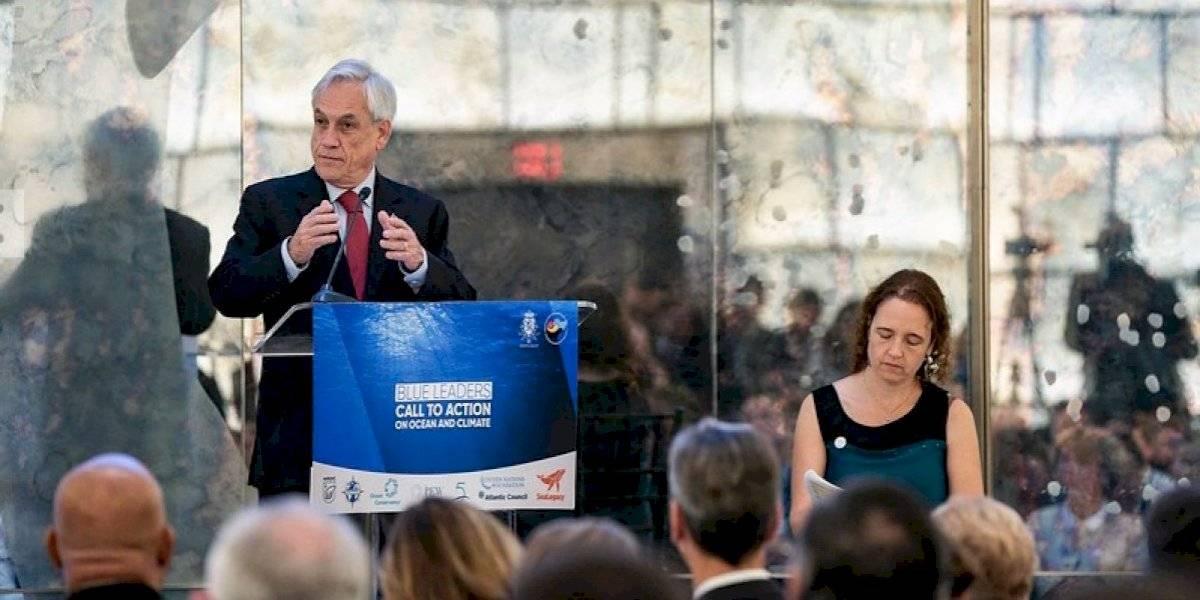 """Piñera defiende a Bachelet ante denuncia brasileña por platas para la campaña: """"No tengo porque no creerle"""""""