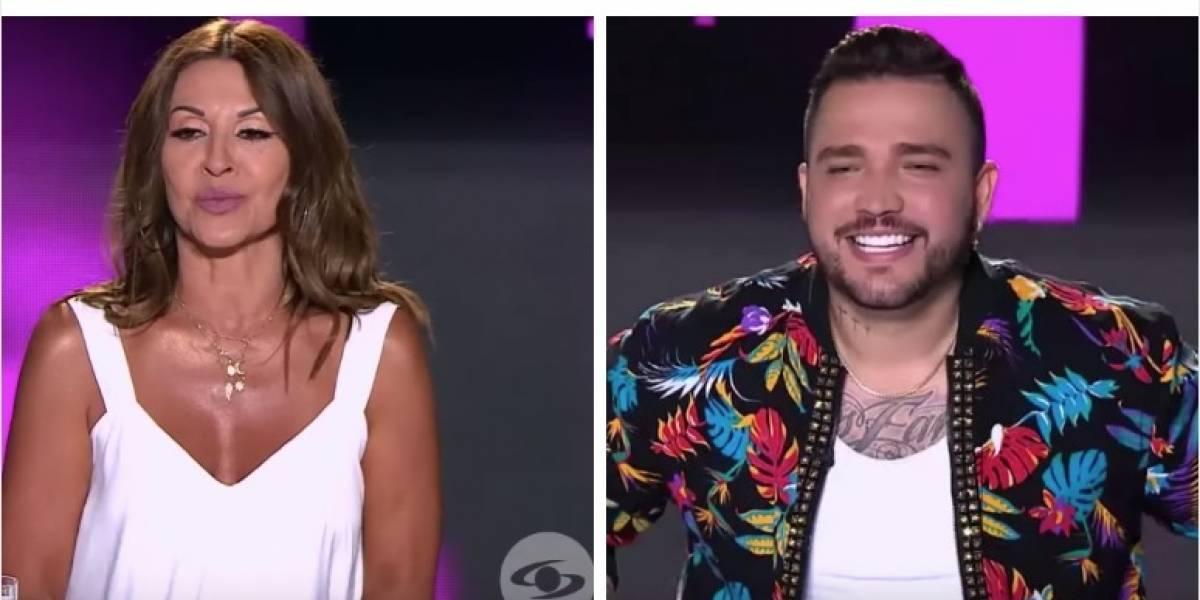 """""""Yo sé que es infiel"""": la indirecta muy directa de Amparo Grisales a Jessi Uribe en 'Yo me llamo'"""