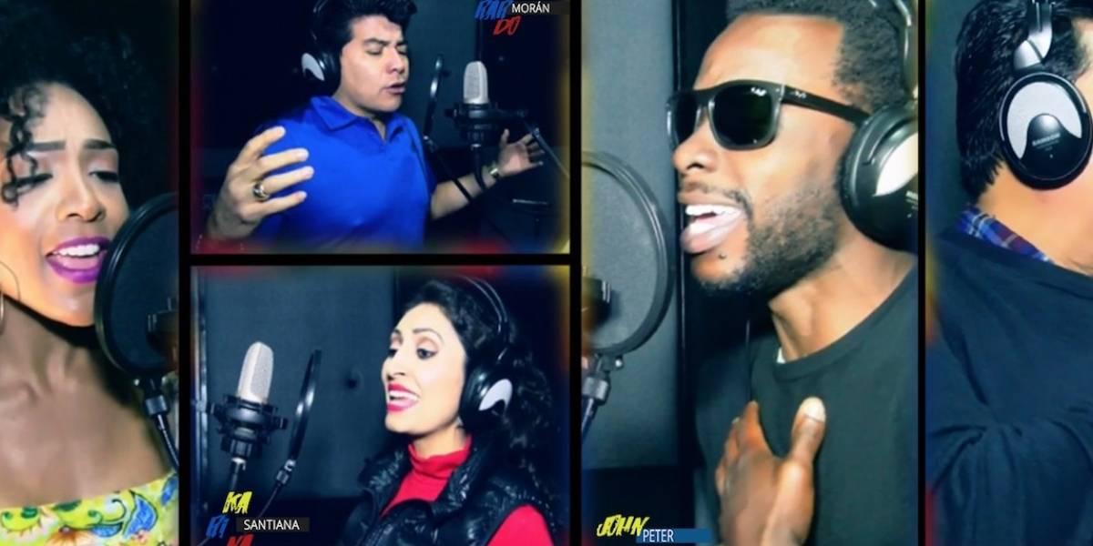 Llega el tema 'Orgullo Ecuatoriano' con grandes voces de talentos nacionales
