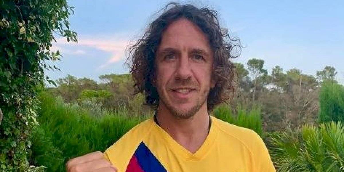 La respuesta de Puyol que pone triste a todo el Barcelona