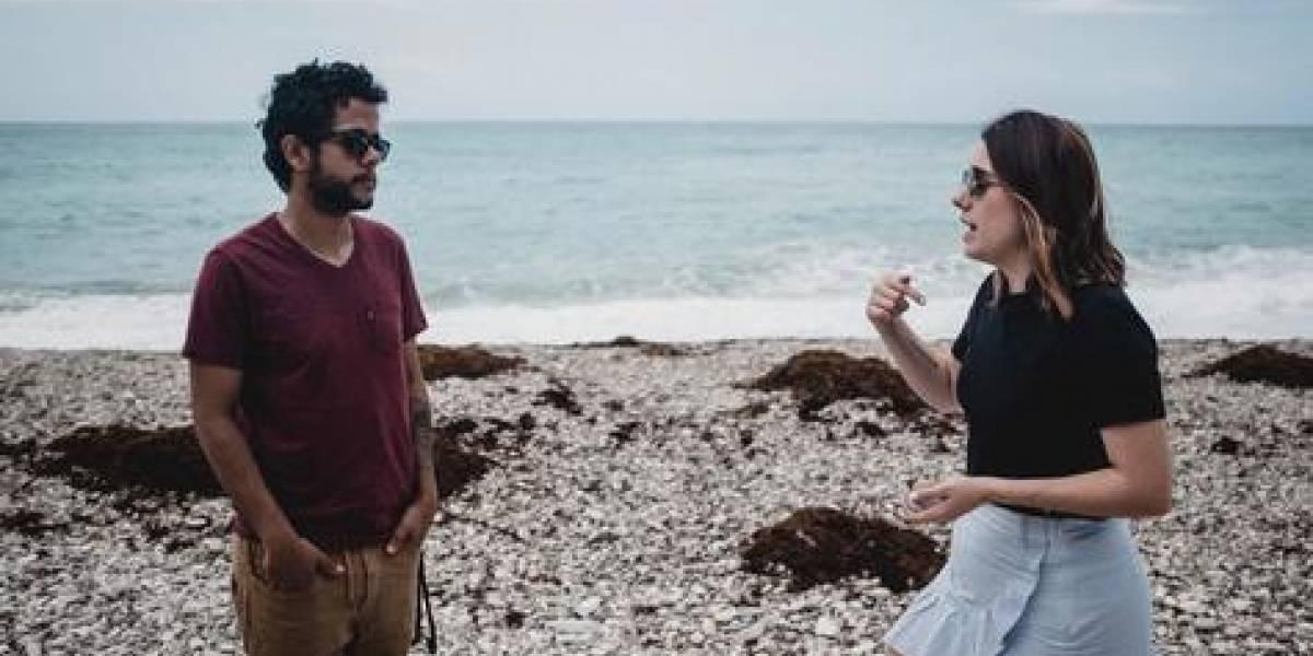 "Covi Quintana presentó documental ""Sin Pausa"""