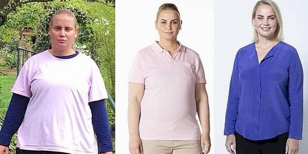 El increíble cambio físico de la ex tenista Jelena Dokic: llegó a pesar 120 kilos y bajó 57 en 11 meses