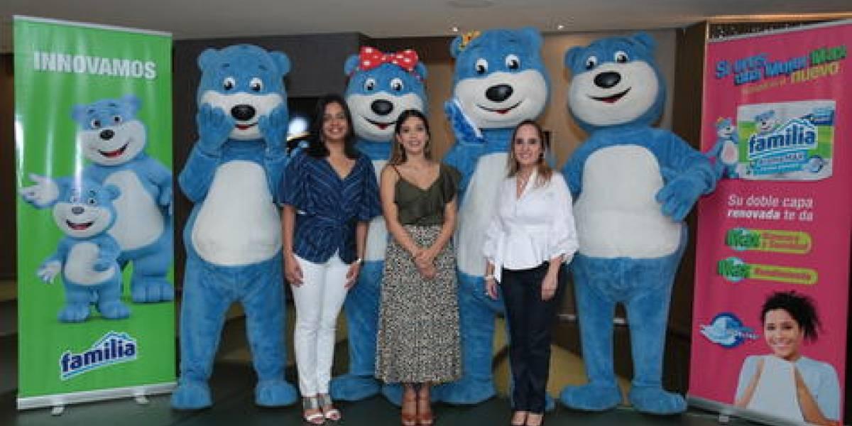 """#TeVimosEn: Grupo Familia presenta su nuevo papel higiénico """"Familia Aroma Max"""""""