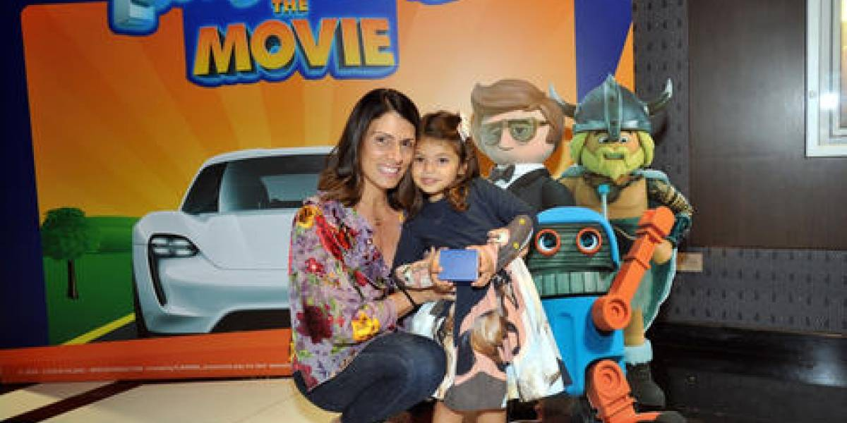 Muchos fans disfrutaron la película 'Playmobil'